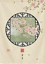 SK Studio Japanische Noren Vorhang Türvorhang