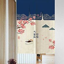 SK Studio Japanische Noren Vorhang Türvorhang,