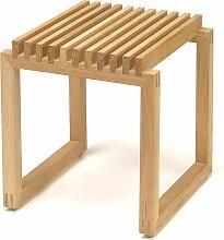 Skagerak - Cutter Holz Hocker, Eiche