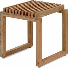 Skagerak - Cutter Holz Hocker, Teak