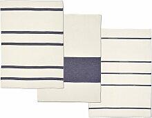 Skagerak - Stripes Geschirrtücher, whisper white