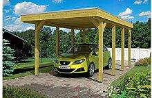 Skan Holz Carport Friesland 314 x 555 cm
