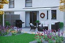 SKAN HOLZ Terrassenüberdachung Genua 541 x 307