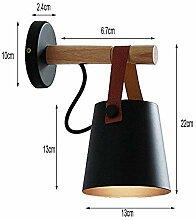 Skandinavische Wandleuchte Nordic Design Wandlampe