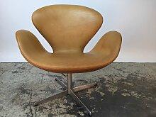 Skandinavischer Swan Stuhl von Arne Jacobsen für