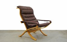Skandinavischer Vintage Flex Sessel von Ingmar