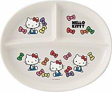 Skater Sanrio Hello Kitty XP17 Lunch-Teller mit
