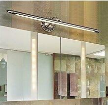 SKC® LED Wandleuchten Badezimmer Schlafzimmer Restaurant Wohnzimmer Gang Gang Korridor Bar Wandleuchten Spiegel Frontleuchten Lampe ( Farbe : Warmes weißes Licht-16W 90cm )