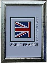 Skelf Frames Bilderrahmen, Blattmuster, Glas, 11x