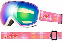 Ski Goggles Coated Große Sphärische Brille