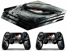 Skin Ps4 PRO - SchIO 2 - limited edition DECAL