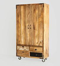 SKLUM Kiefer Wood Barschrank Mango Holz