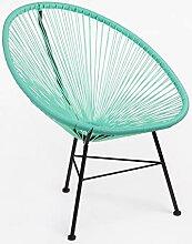 SKLUM Stuhl New Acapulco Grün Jade (mehr Farben)
