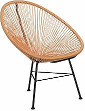 SKLUM Stuhl New Acapulco Praliné (mehr Farben)