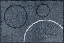 SKRIVER COLLECTION Design-Fußmatte PLANET