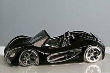 Skulptur Cabrio Figur Deko Auto car