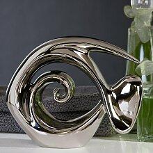 Skulptur Fisch Ornamen