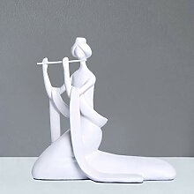 Skulptur Hauptdekoration Ornamente Orientalische