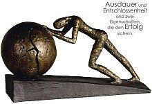 Skulptur Heavy Ball   215 x 370 mm   Dekoration