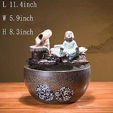 Skulpturen Keramik-brunnen,Fengshui