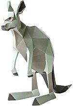Skulpturen Moderne Einfachheit Geometrisches Tier