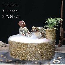 Skulpturen Tischbrunnen,Tischfontänen für den