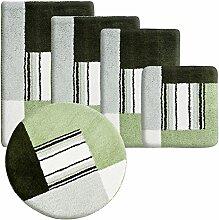 SKY Badematte Jonas - Größe wählbar - 70x120cm - Öko-Tex 100 zertifizier