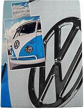 SkyBrands Bettwäsche VW Bulli 135 x 200 cm (4233)