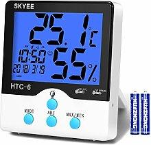 SKYEE Digital Thermometer Hygrometer Innen mit