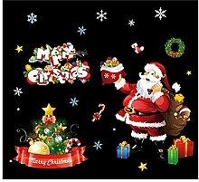 Skyeye 1 Satz Weihnachtsmall Tür und