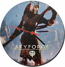 Skyforge Wanduhren Wall Clock 20cm