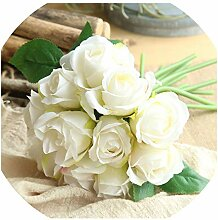 Skyhawk Systems Hochzeitsstrauß Rosa Rosen Blumen
