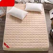 SL&CL Klappbare matratze,1.8m Bett Tatami 1.5m