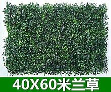 SL&ZX Kunststoff Rasen,Kunstrasen-Anlage Grüne