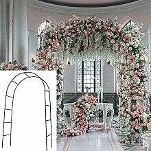 SLanC Metall-Gartenlaube, Hochzeitsbogen für