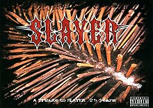 Slayer 16 Kerry King Tom Araya Gary Holt Paul Bostaph Great Rock Metal-Album Cover, Musik Best-Band Bilderrahmen für DIN A3, Poster-Prin