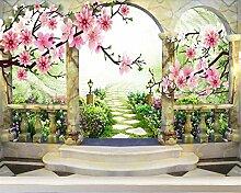 SLCERC Wallpaper Hintergrundbild 3D Tapete Für