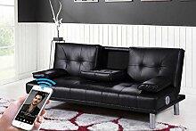 Sleep Design Manhattan 3-Sitzer-Sofa Bett mit