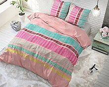 SleepTime Bettwäsche Baumwolle Achie, 240cm x
