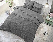 SleepTime Bettwäsche Baumwolle Gute Nacht Mein