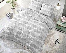 SleepTime Bettwäsche Baumwolle Mari, 200cm x