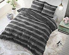 SleepTime Bettwäsche Baumwolle Mari, 240cm x