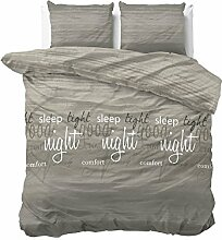 SleepTime Bettwäsche Bettbezug Comfort Nights,