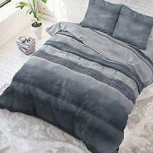 SleepTime Bettwäsche Marcus (200x220, Blau)