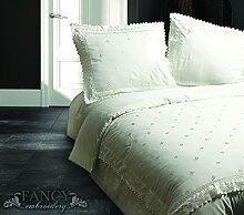 SleepTime Bettwäsche Rl 12 naturweiß 240 x 220