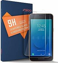 SLEO Panzerglas für Samsung Galaxy J2 Core