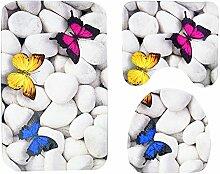 SLGJYY New Print Schmetterling Stein