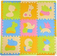 SLHP Eva Puzzlematte Baby Schaumstoffmatte Soft