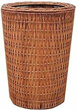 SLIANG Bambus und Rattan gesponnenes