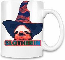 Slotherin Kaffee Becher